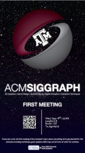 First Fall 2013 Meeting | September 4th