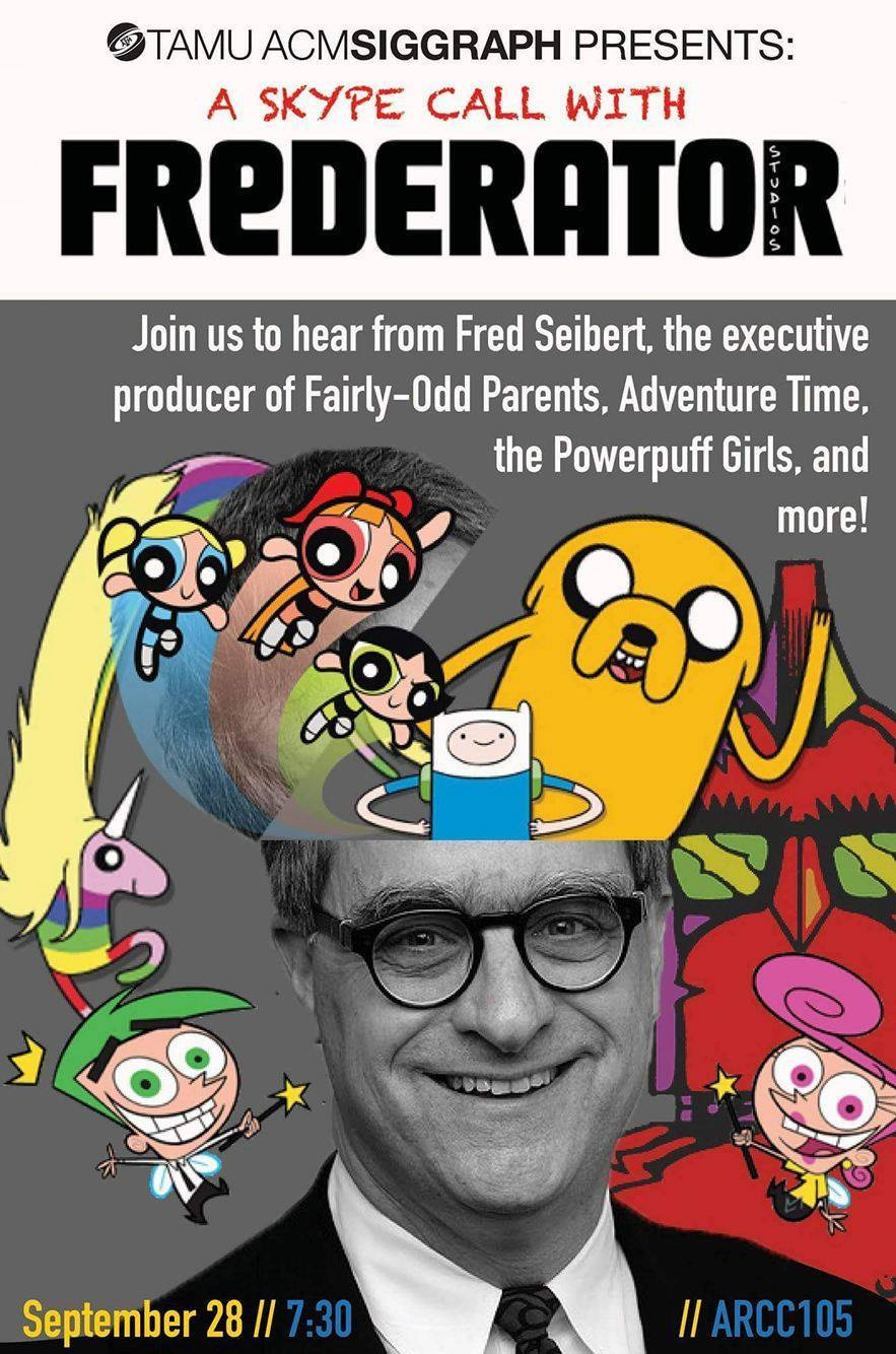 A Skype Call with Frederator