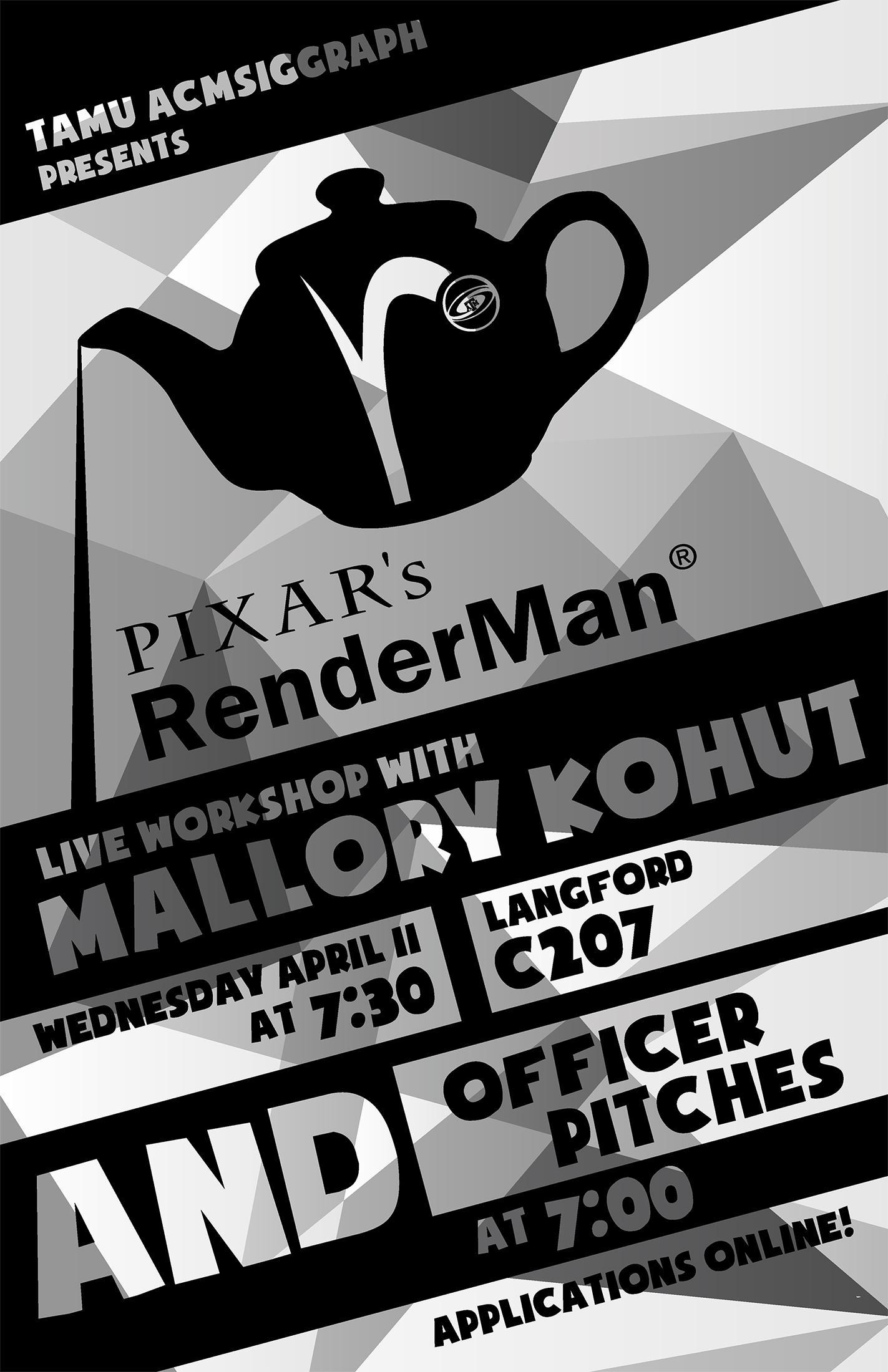 Renderman Talk