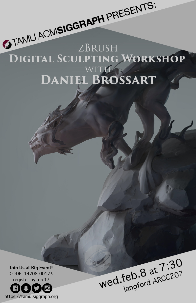 Digital Sculpting Workshop