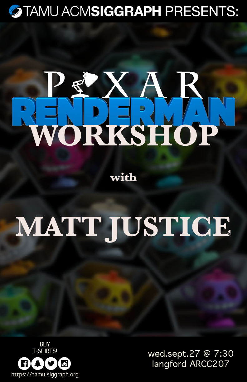 Renderman Workshop