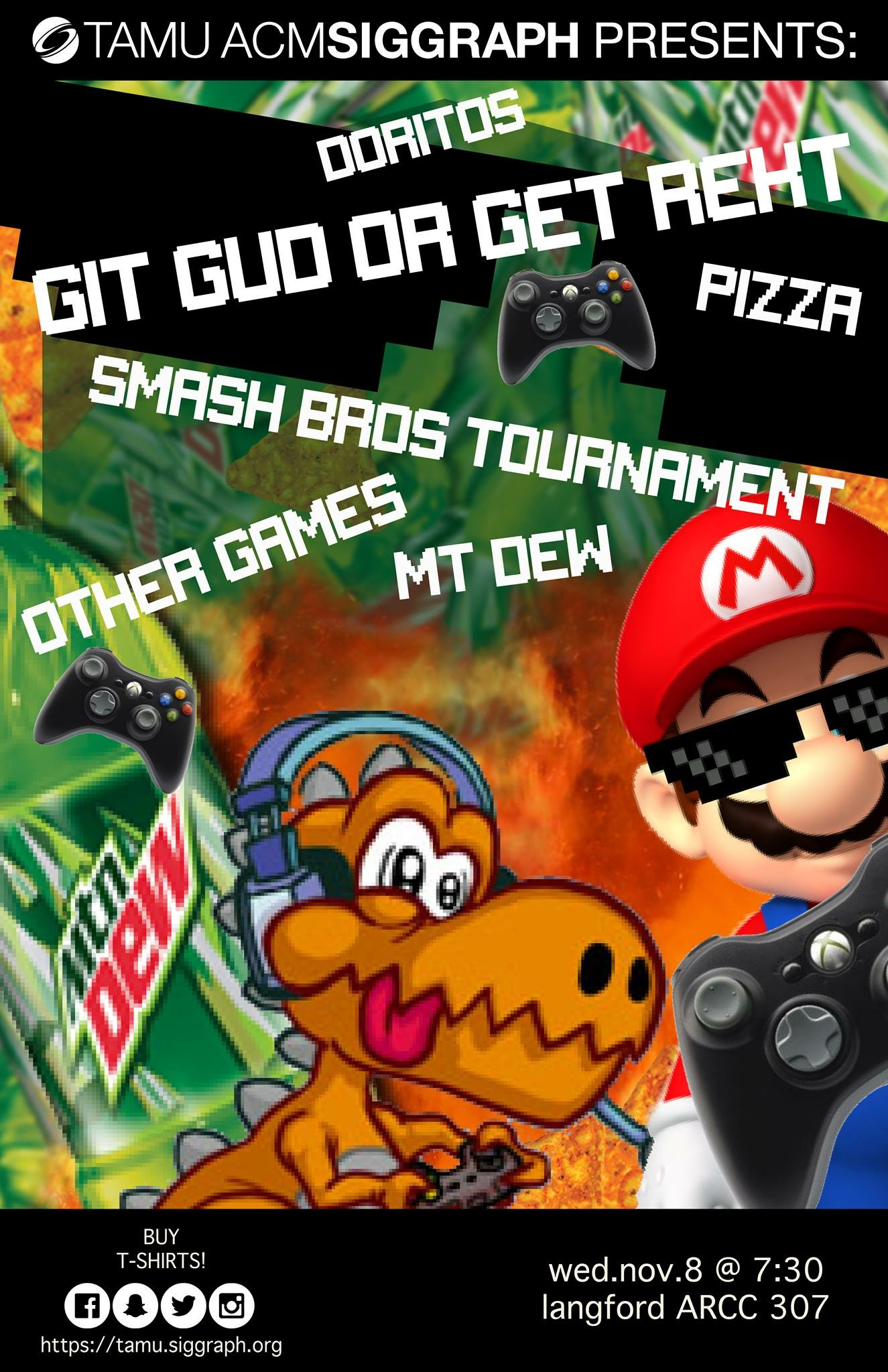 MLG Game Night